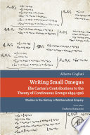 Writing Small Omegas