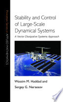 Stability And Control Of Large Scale Dynamical Systems Book PDF