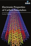 Electronic Properties of Carbon Nanotubes