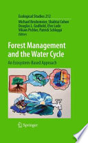 Forest Management and the Water Cycle