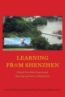 Learning from Shenzhen Pdf/ePub eBook
