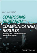 Composing Research, Communicating Results Pdf/ePub eBook