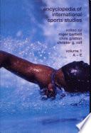 Encyclopedia of International Sports Studies  A E