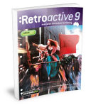 Cover of Retroactive 9 Australian Curriculum for History Flexisaver and EBookPLUS