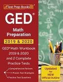 GED Math Preparation 2019   2020