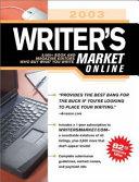 2003 Writer S Market Online