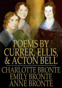 Pdf Poems by Currer, Ellis, and Acton Bell Telecharger