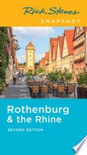 Rick Steves Snapshot Rothenburg   the Rhine