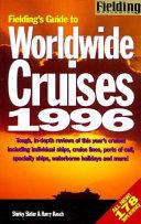 Fielding s Worldwide Cruises  1996