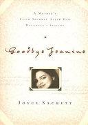 Book Image: Goodbye Jeanine