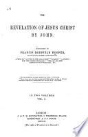 The Revelation of Jesus Christ by John