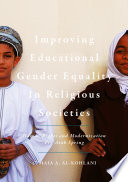 Improving Educational Gender Equality In Religious Societies