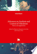 Advances on Analysis and Control of Vibrations