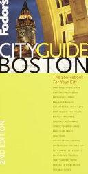Pdf Cityguide Boston