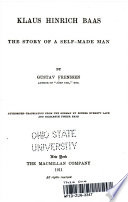 The Story of a Self-Made Man