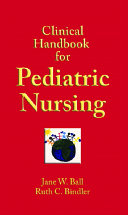 Clinical Handbook For Pediatric Nursing