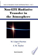 Non-LTE Radiative Transfer in the Atmosphere