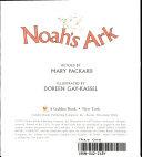 Noah s Ark Book