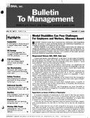 Bulletin to Management Book