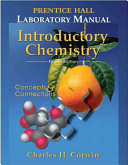 Prentice Hall Lab Manual Introductory Chemistry Book PDF