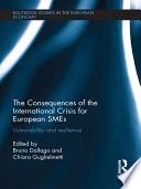 The Consequences Of The International Crisis For European Smes Book PDF