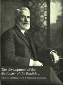 The Development of the Dictionary of the English Language