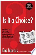 Is It a Choice? 3rd ed.