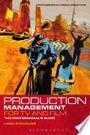 Production Management For Tv And Film Book PDF
