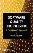 Software Quality Engineering Pdf/ePub eBook