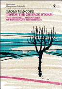 Pdf Inside the Zhivago Storm. The Editorial Adventures of Pasternak's Masterpiece