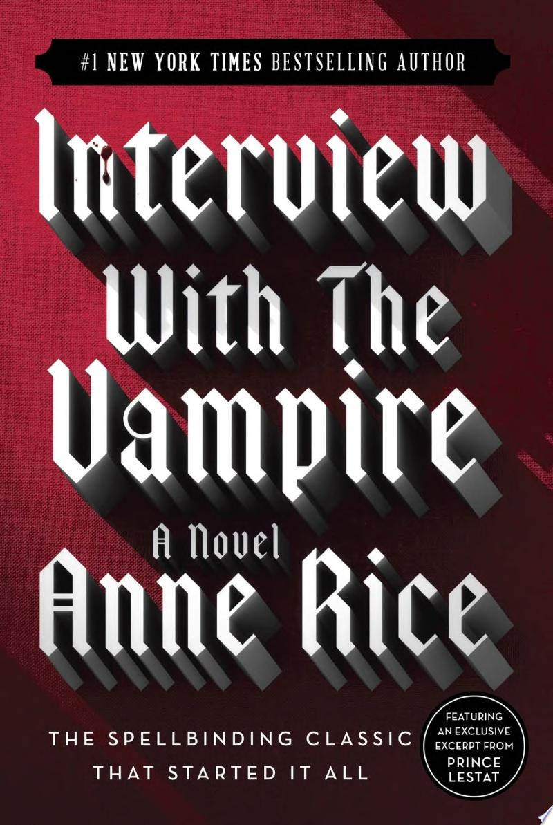 Interview with the Vampire image