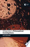 Wittgenstein's 'Philosophical Investigations'