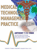 Medical Technology Management Practice Pdf/ePub eBook