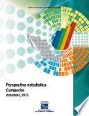 Perspectiva estadística. Campeche. 2000-2013