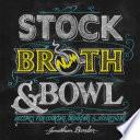 Stock  Broth   Bowl