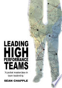 Leading High Performance Teams