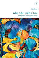 What is the family of law? : the influence of the nuclear family