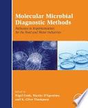 Molecular Microbial Diagnostic Methods