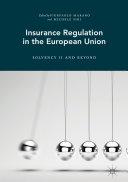 Insurance Regulation in the European Union [Pdf/ePub] eBook