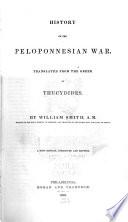 History of the Peloponnesian War Book
