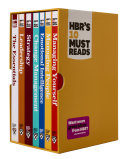 HBR s 10 Must Reads Boxed Set with Bonus Emotional Intelligence  7 Books   HBR s 10 Must Reads