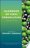 Handbook of Vinyl Formulating Book