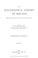The Ecclesiastical History of Ireland