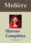 Pdf Molière : Oeuvres complètes et annexes — 45 titres (Nouvelle édition enrichie) Telecharger
