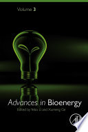 Advances in Bioenergy Book
