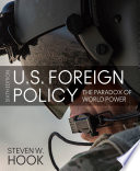 U S Foreign Policy