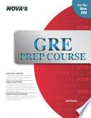 GRE Prep Course Ebook