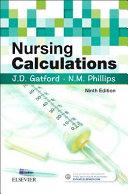 Nursing calculations.