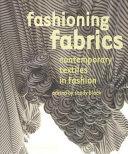 Fashioning Fabrics Book