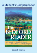 Student Companion for The Bedford Reader